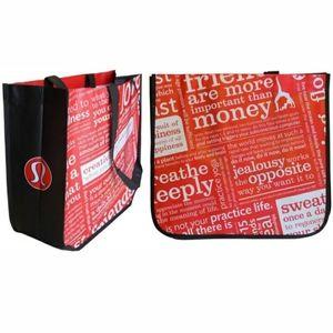 Large Lululemon Original Shopping Bag.